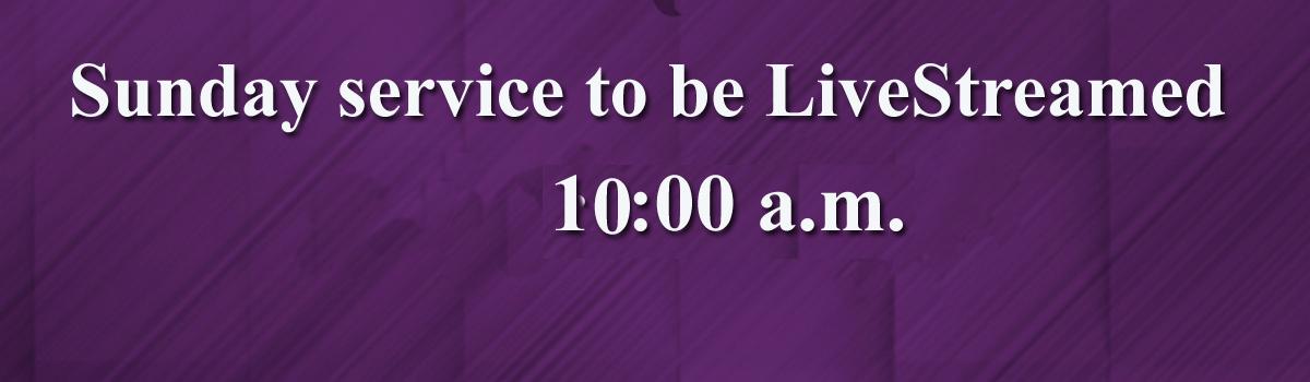 LiveStreamed1